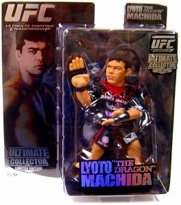 Round 5 UFC Ultimate Collector Series 1 LIMITED EDITION Action Figure Lyoto