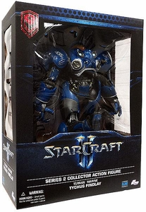 Starcraft II Premium Series 2 Action Figure Tychus Findlay