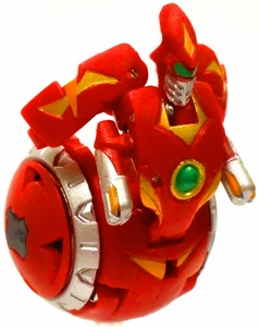 Bakugan Super Assault Single Figure Pyrus Nova 12 [Red] BakuZoon [Flywheel!] 950 G MEGA Powerful!
