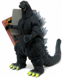 Godzilla Japanese 6 Inch Vinyl Figure Final Wars 2004 Godzilla Re-Paint