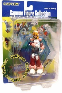 Mega Man X Yamato 4 Inch PVC Capcom Figure Collection Alia