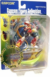 Mega Man X Yamato 4 Inch PVC Capcom Figure Collection Zero