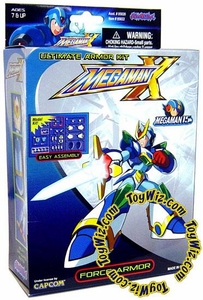 Mega Man X Ultimate Armor Kit 5 Inch Figure Force Armor
