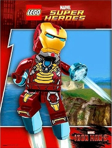 LEGO Marvel Super Heroes Iron Man Poster