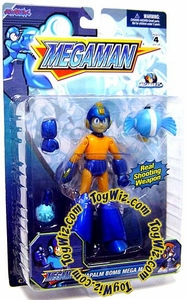 Mega Man Action Figure Napalm Bomb Mega Man