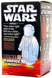 Star Wars Medicom Tomy Kubrick Collectible Figure Series 7 Anakin Skywalker [Jedi Spirit]
