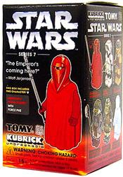 Star Wars Medicom Tomy Kubrick Collectible Series 7 Royal Guard