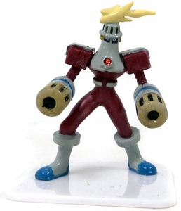 Mega Man Loose 2 Inch Mini Figure Torchman