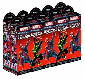 Amazing Spider-Man Heroclix Booster Brick [10 Boosters]