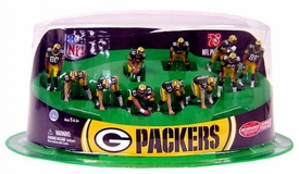 McFarlane Toys NFL 2 Inch Mini Sports Picks Ultimate 11 Piece Offensive Team Set Green Bay Packers