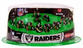 McFarlane Toys NFL 2 Inch Mini Sports Picks Ultimate 11 Piece Offensive Team Set Oakland Raiders