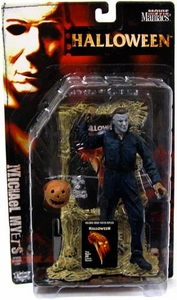 McFarlane Toys Movie Maniacs Series 2 Action Figure Halloween: Michael Myers