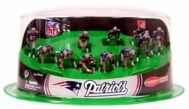 McFarlane Toys NFL 2 Inch Mini Sports Picks Ultimate 11 Piece Offensive Team Set New England Patriots