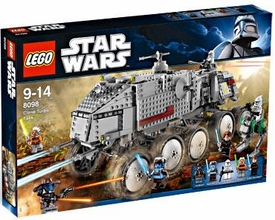 LEGO Star Wars Set #8098 Clone Turbo Tank