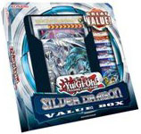YuGiOh Silver Dragon Value Box [1 Deck, 4 Booster Packs & 1 Giant-Sized Card]