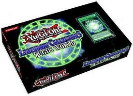 YuGiOh Legendary Collection 3: Yugi's World [Includes 5 Mega Booster Packs!]