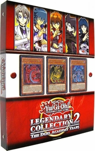 YuGiOh GX Legendary Collection 2: Duel Academy Years [Includes 28 Foil Cards!]