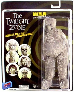 Bif Bang Pow! Twilight Zone Series 1 Action Figure The Gremlin