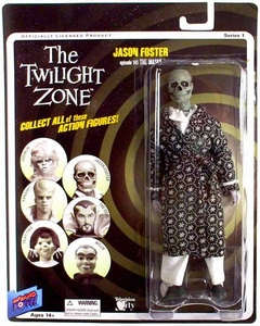 Bif Bang Pow! Twilight Zone Series 1 Action Figure Jason Foster