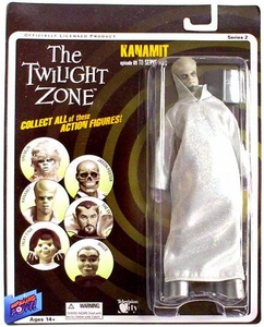 Bif Bang Pow! Twilight Zone Series 2 Action Figure Kanamit