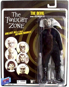 Bif Bang Pow! Twilight Zone Series 2 Action Figure The Devil