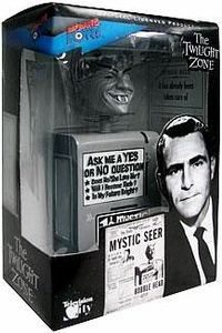 Bif Bang Pow! Twilight Zone Bobble Head Mystic Seer