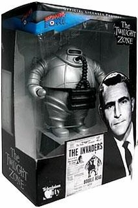 Bif Bang Pow! Twilight Zone Bobble Head Invader