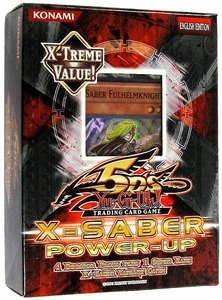 YuGiOh 5D's X-Saber Power-Up Special Edition Pack [Includes Promo XX-Saber Fulhelmknight Card]