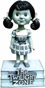 Bif Bang Pow! Twilight Zone Talking Bobble Head Talky Tina