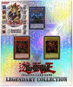 YuGiOh Legendary Collection 10th Anniversary Special Pack [Includes Original 3 God Card Promos!]