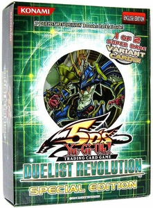 YuGiOh 5D's Duelist Revolution SE Special Edition Pack [3 Booster Packs & 1 Random Promo Card]