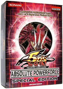 YuGiOh 5D's Absolute Powerforce SE Special Edition Pack [3 Booster Packs & 1 Random Promo Card]