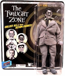 Bif Bang Pow! Twilight Zone Series 4 Action Figure Henry Bemis