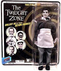 Bif Bang Pow! Twilight Zone Series 5 Action Figure The Venusian