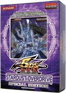 YuGiOh 5D's Stardust Overdrive SE Special Edition Pack [3 Booster Packs & 1 Random Promo Card]