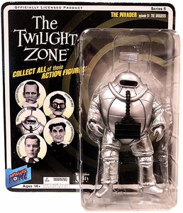 Bif Bang Pow! Twilight Zone Series 5 Action Figure The Invader