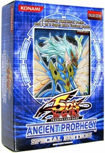 YuGiOh 5D's Ancient Prophecy SE Special Edition Pack[3 Booster Packs & 1 Random Promo Card]