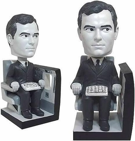 Bif Bang Pow! Twilight Zone Bobble Head Bob Wilson