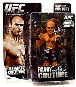 Round 5 UFC Ultimate Collector Series 2 Action Figure Randy Couture BLOWOUT SALE!