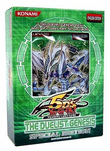 YuGiOh 5D's Duelist Genesis SE Special Edition Pack [3 Booster Packs & 1 Random Promo Card]