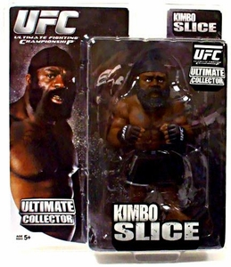 Round 5 UFC Ultimate Collector Series 2 Action Figure Kimbo Slice