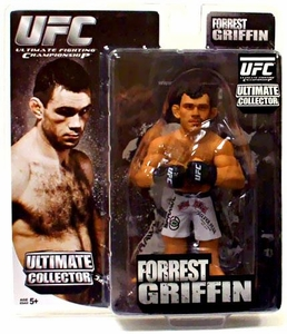 Round 5 UFC Ultimate Collector Series 2 Action Figure Forrest Griffin