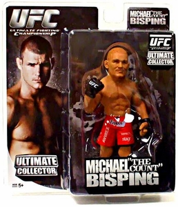 Round 5 UFC Ultimate Collector Series 2 Action Figure Michael Bisping BLOWOUT SALE!