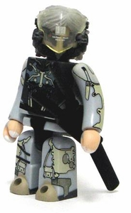 Medicom Kubrick Metal Gear Solid 20th Anniversary Collector's Edition Mini Figure Ninja Raiden [Guns of the Patriots]