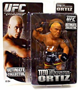 Round 5 UFC Ultimate Collector Series 2 Action Figure Tito Ortiz