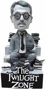Bif Bang Pow! Twilight Zone Bobble Head Henry Bemis