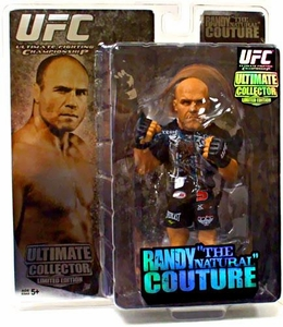 Round 5 UFC Ultimate Collector Series 2 LIMITED EDITION Action Figure Randy Couture BLOWOUT SALE! Only 3,000 Made!