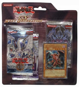 YuGiOh GX Generation Next SE Special Edition Pack [White Horned Dragon Card]