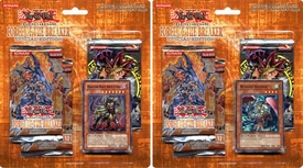 YuGiOh GX Card Game Force of the Breaker Set of Both SE Special Edition Packs