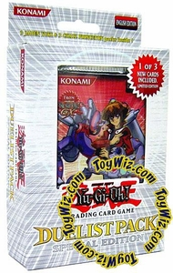 YuGiOh GX Card Game Jaden Yuki & Chazz Princeton Duelist Special Edition Pack Set